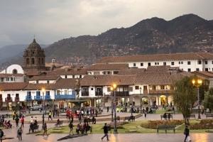 La ruta del barroco andino