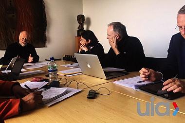 El Presidente del CSCAE acude a la reunión de la UIA Región I en Reikiavik