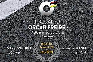 Mapei patrocina el II Desafío Óscar Freire