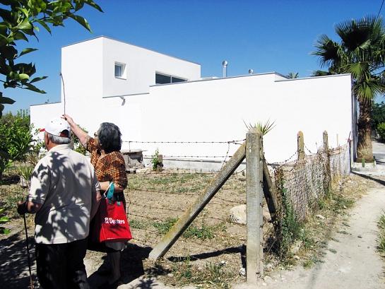 CASA PEQUEÑA PARA UNA FAMILIA NUMEROSA . Murcia . Murcia . España