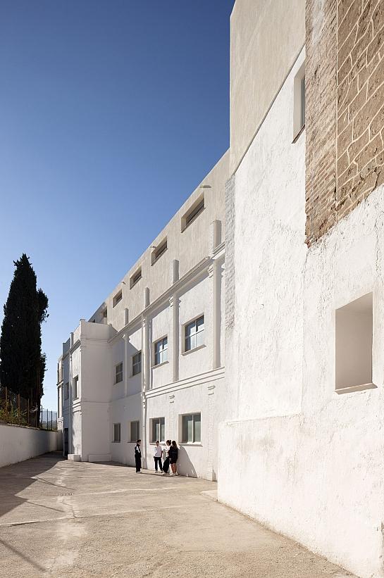 Colegio Santa María del Llano, Ogíjares, Granada