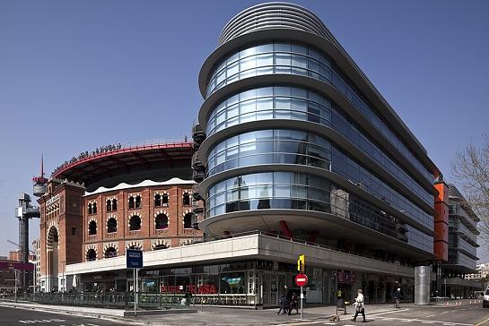 Las Arenas de Barcelona . Barcelona . Barcelona . España