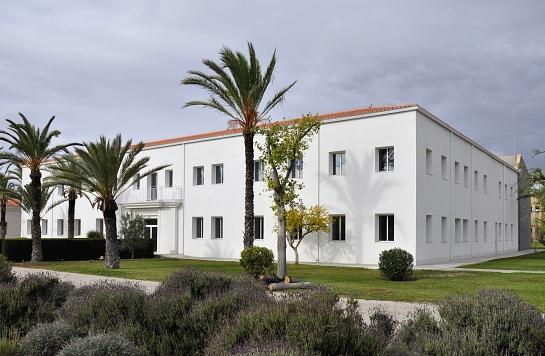 Reforma de la antigua Facultad de Educación - Edificio 24 . San Vicente del Raspeig . Alacant . España