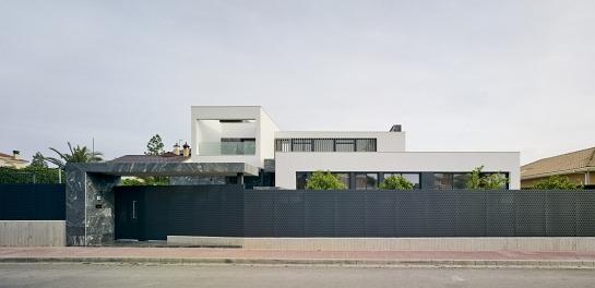 Vivienda unifamiliar La Alcayna . Molina de Segura . Murcia . España