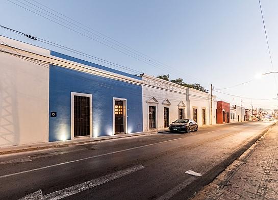 Casa Diáfana . Mérida . Yucatán . México