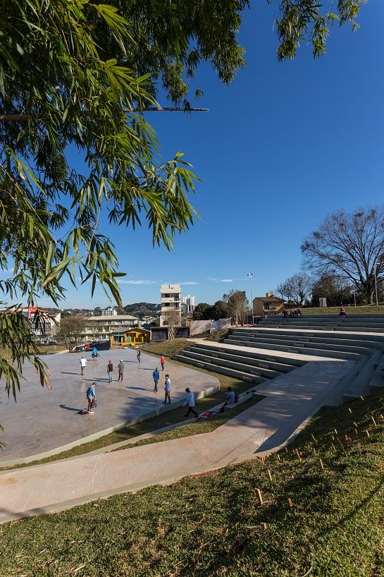 Parque Da Gare . Passo Fundo . Rio Grande do Sul . Brasil