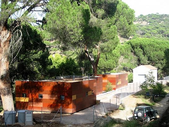 Centro de Entrenamiento de Piragüismo Eduardo Herrera . Madrid . Madrid . España