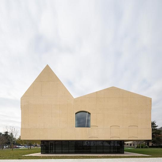 Psychiatric Center – Refurbishment & Extension . Pamplona/Iruña . Navarra . España