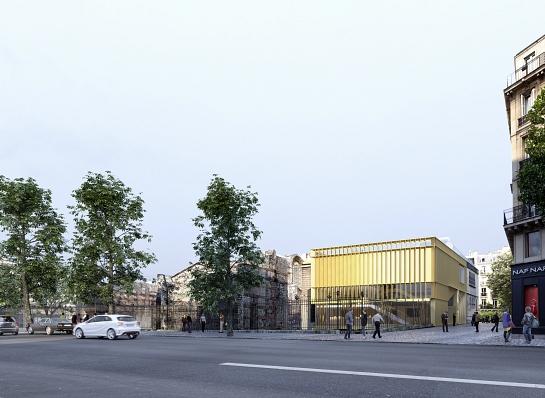 Museo Nacional de la Edad Media: Termas y Hotel de Cluny . Paris . Paris . Francia