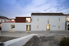 Escuela de hostelería en antiguo matadero . Cádiz . Cádiz . España