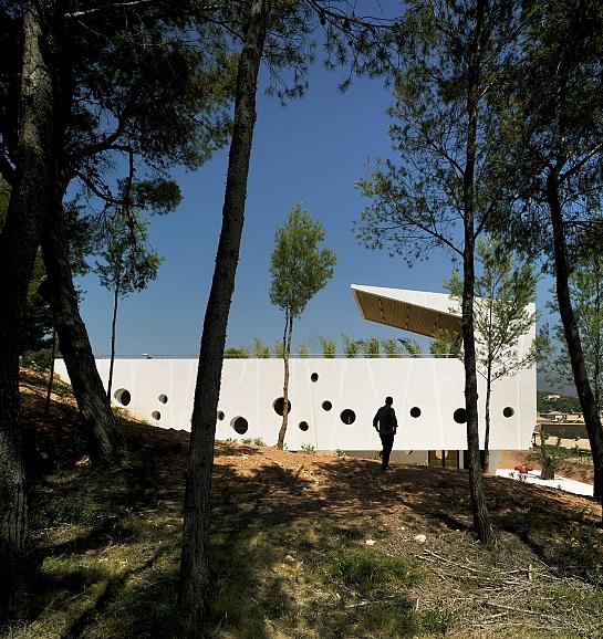 Centro Social Comunitario . La Nucía . Alacant . España