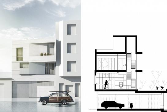 Casa F&M . Novelda . Alacant . España . 2014
