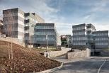 106 alojamientos para jóvenes y mayores y parque