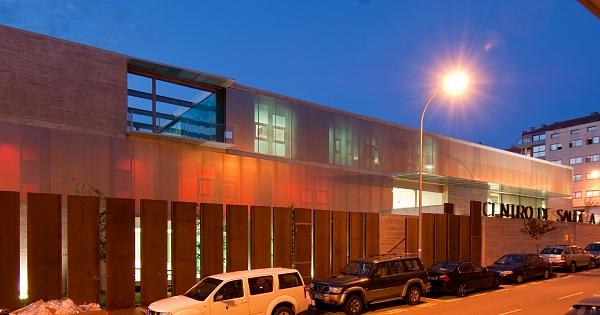 Centro de salud en pontevedra - Arquitectos en pontevedra ...