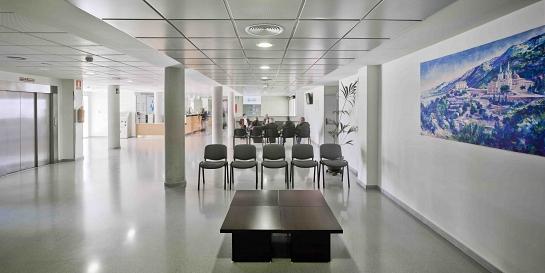 Hospital Viamed San José . Alcantarilla . Murcia . España