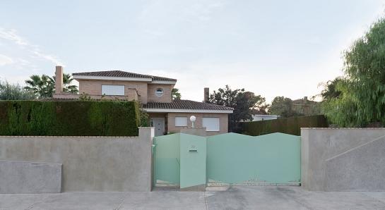 Una puerta para mis padres . Valencia . València . España