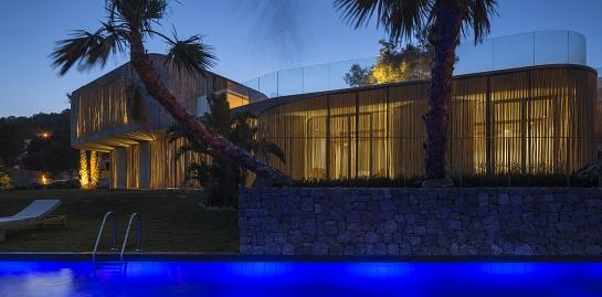 Mediterraneo 01 _ Private Villa . Eivissa . Illes Balears . España