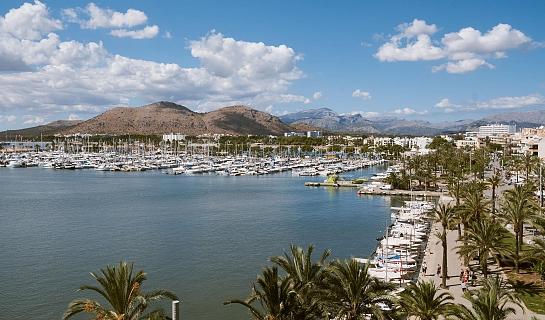 Reforma en Alcúdia . Alcúdia . Illes Balears . España
