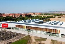 Ciudad Deportiva Espartales . Alcalá de Henares . Madrid . España