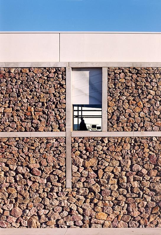 Edificio anexo Fábrica de Ecocarburantes . Murcia . Murcia . España