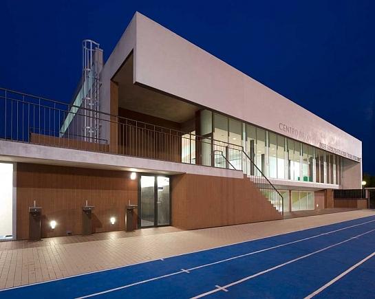 Centro Deportivo Liceo Francés de Alicante . Campello . Alacant . España