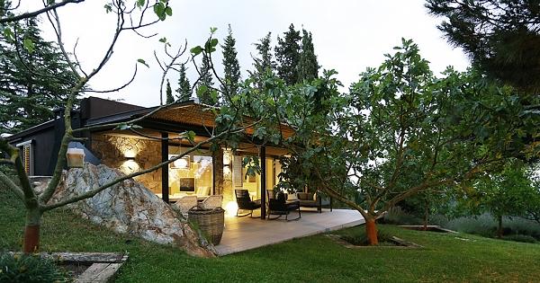 Casa de invitados en la monta a - Apartamentos de montana ...