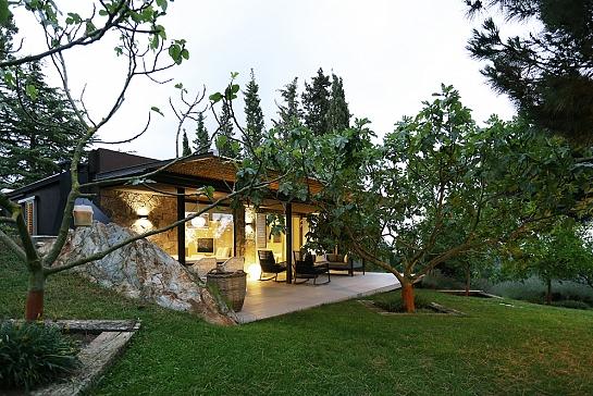 Casa de invitados en la montaña . Barcelona . Barcelona . España