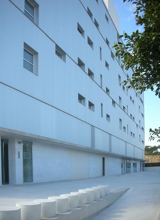 VIVIENDAS DE PROMOCIÓN PRIVADA . Villajoyosa . Alacant . España