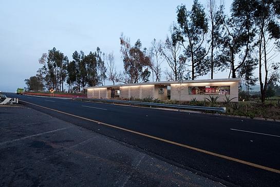 Módulos carreteros . Maravatío . Michoacán de Ocampo . México