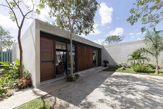 Casa Canto Cholul . México . México . México