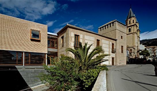 Ayuntamiento de Orgiva, Granada . Granada . Granada . España