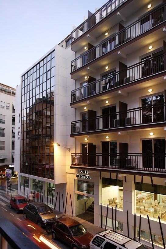 Hotel Montesol . Benidorm . Alacant . España