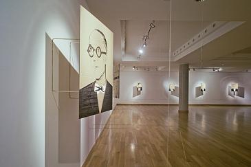 Exposición 'ARQUITECTOS' de Ana Cubas . Elche . Alacant . España