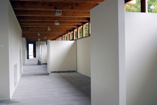 Centro de Interpretación Parroquial de Vedra . A Coruña . A Coruña . España