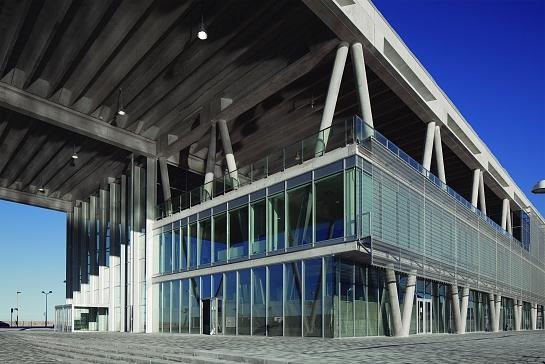 Terminal de pasajeros del puerto de Denia . Dénia . Alacant . España