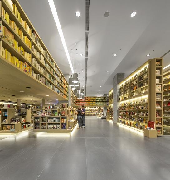 Saraiva Bookstore . Rio . Rio de Janeiro . Brasil