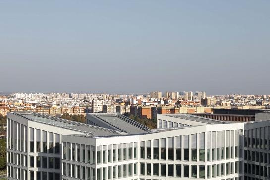 Oficinas para Consejería de Fomento y Vivienda . Sevilla . Sevilla . España