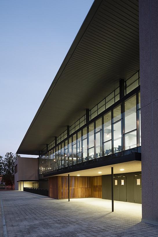 Campus Universitario de Segovia . Segovia . Segovia . España