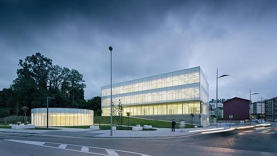 Centro de educación de personas adultas y ludoteca . Torrelavega . Cantabria . España