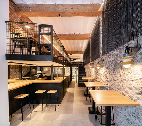Restaurante Daría . Santander . Cantabria . España