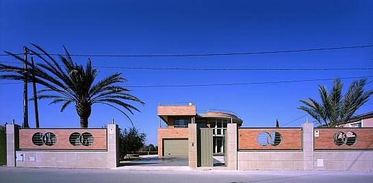 Vivienda Mirador . Cabezo de torres . Murcia . España