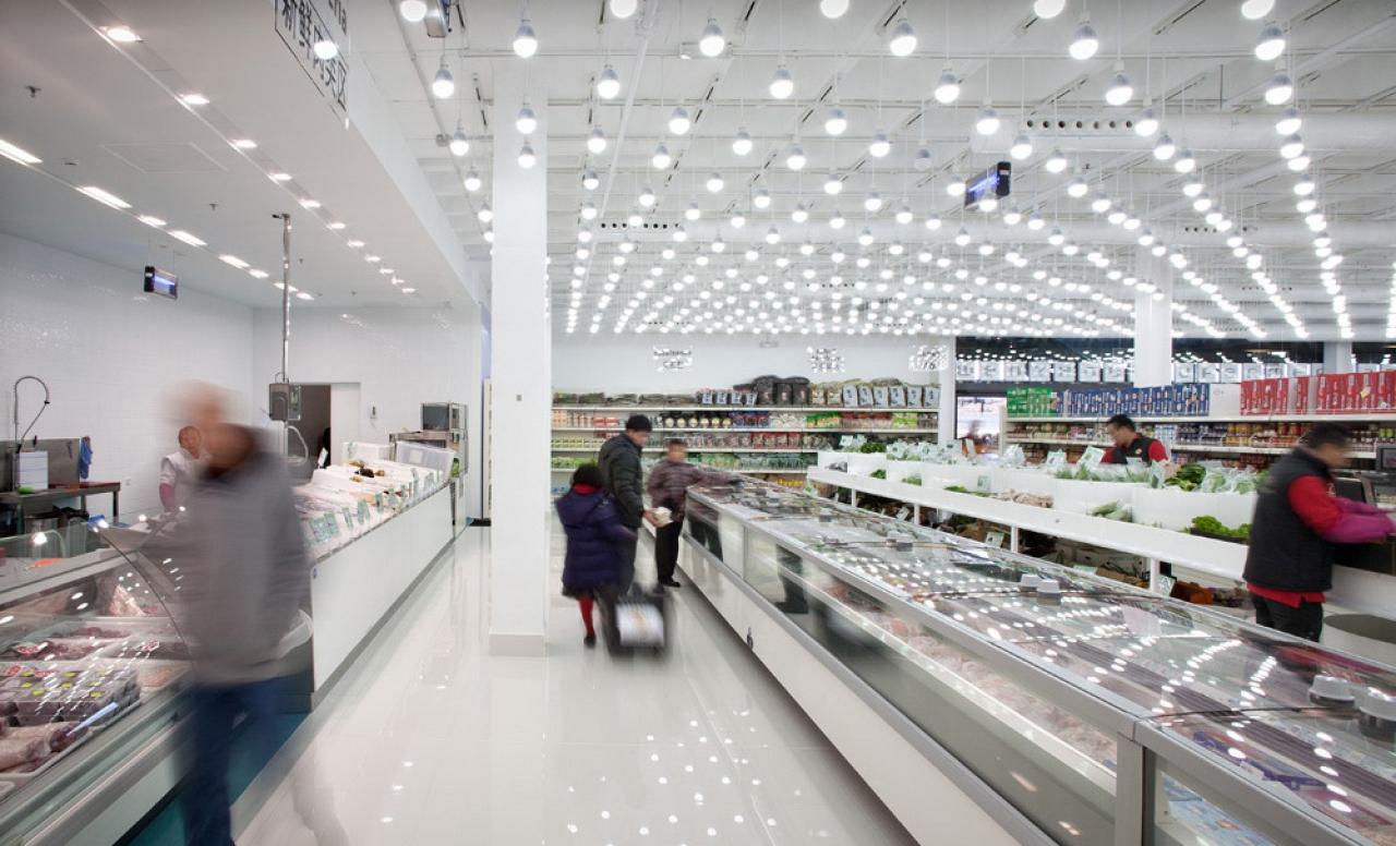 Vida del proyecto supermercado wenzhou - Supermercados fuenlabrada ...