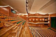 Rehabilitación y ampliación del Teatro RIO . Ibi . Alacant . España . 2003