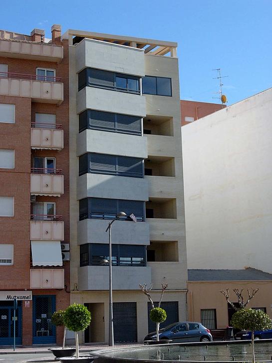 Edificación de cinco viviendas. . Muchamiel . Alacant . España