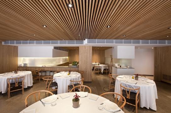 Interiorismo restaurante Piripi
