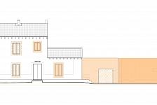 Anteproyecto rehabilitación de la casa del abuelo . Catral . Alacant . España . 2013