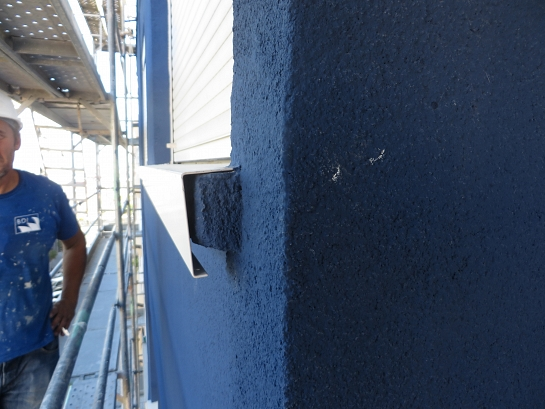 Rehabilitación fachada Foglietti, 13 . Alicante . Alacant . España