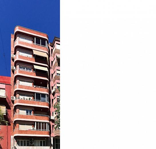 Edificio General Marvá 23 . Alicante . Alacant . España