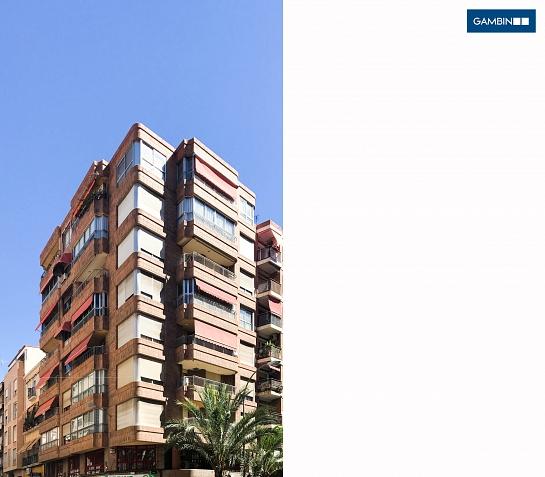 Edificio Benito Pérez Galdós 32 . Alicante . Alacant . España