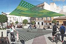 HUELLA DE LUZ. Elx con Idea 2014 . Elche . Alacant . España . 2014